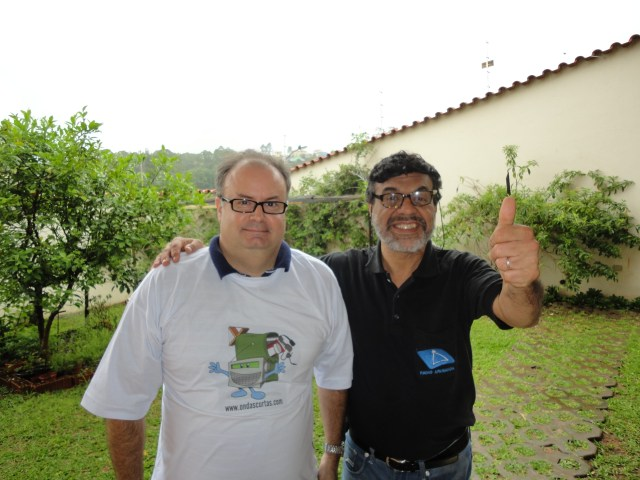 Cassiano Alves Macedo, Progrma Encontro DX, Radio Aparecida