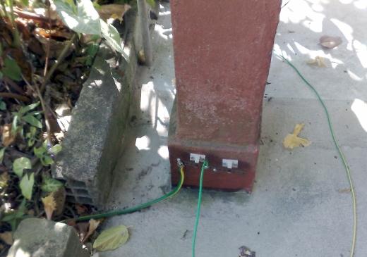 Balun 4:1 Antena Unifilar