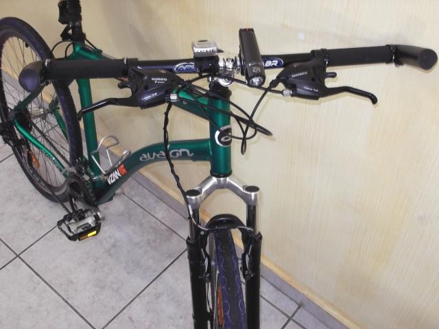Bike Avalon Ocean - Cicloturismo, Hibrida