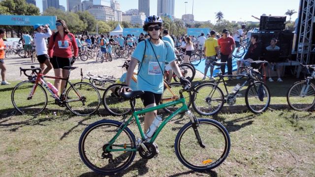 Caloi Pedalar 2011 - Rio de Janeiro - Bicicleta Cicloturismo Hibrida