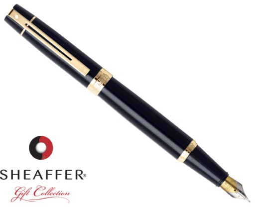 Sheaffer Fountain Pen - Made in Germany, Assembled in China