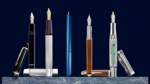 Foutain Pen Luxury