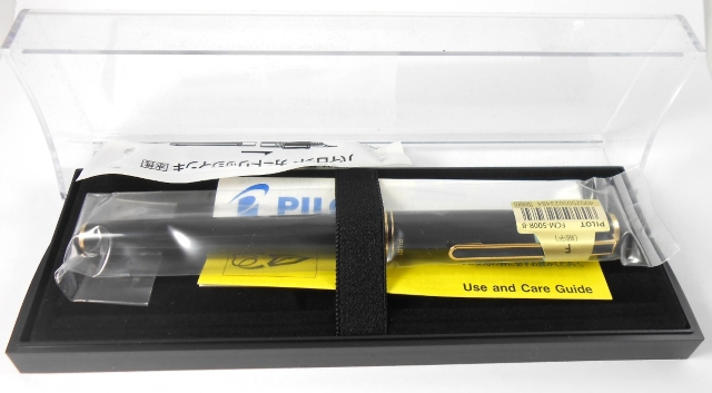 Pilot Ceremony Fountain Pen 14k gold nib