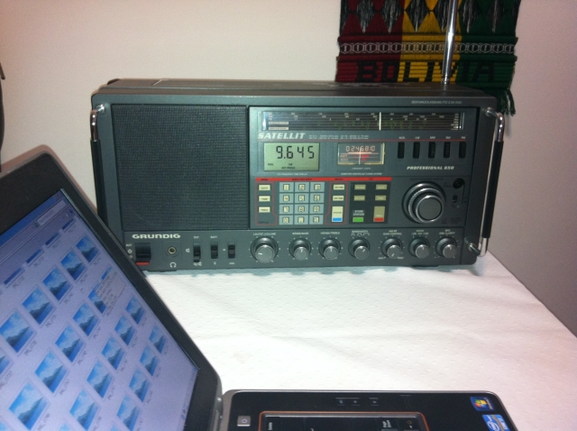 Grundig Satellit 650 Professional