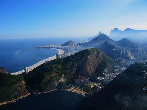 Praia Vermelha, Bairro da Urca - Rio de Janeiro