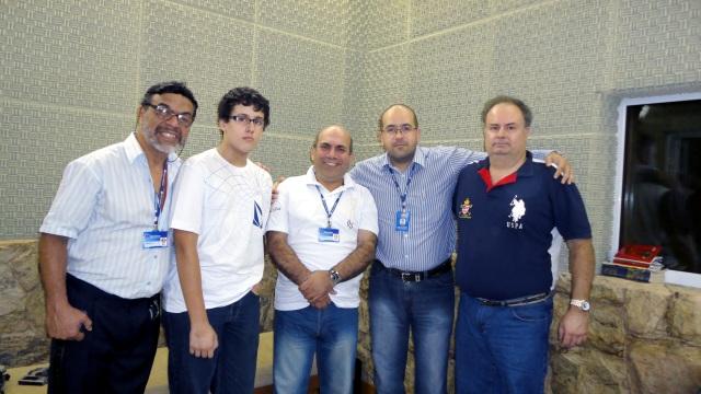 Radio Aparecida - Sarmento Fernandes da Rocha Campos e Arthur Campos