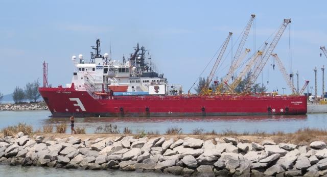PSV - Platform Supply Vessel - Farstad Far Strider