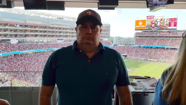 Sarmento Campos - Levis Stadium, Palo Alto, California - October 2015