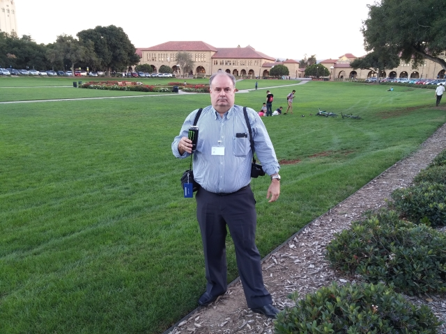 Sarmento Campos - Stanford University, California - October 2015
